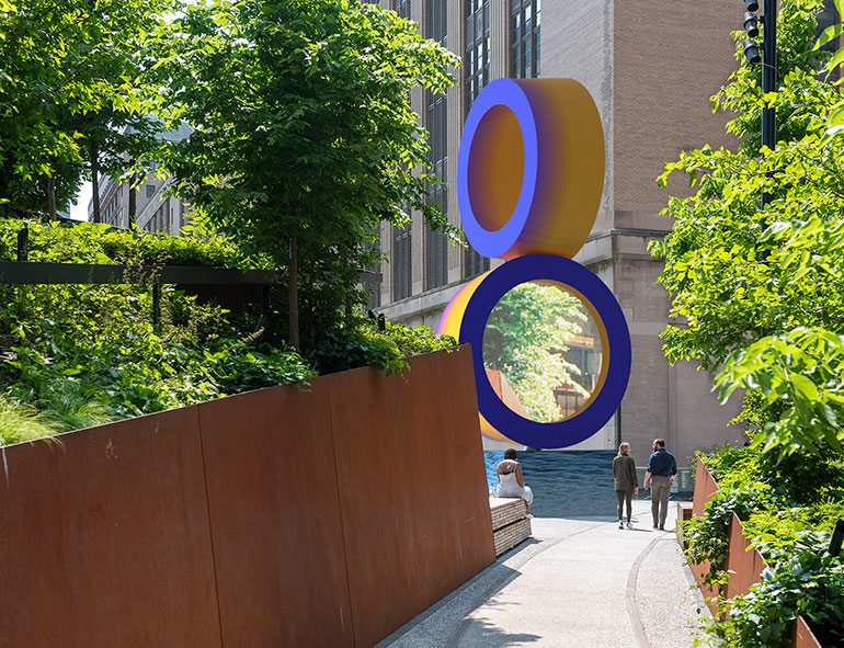 The River that Flows Two Ways | The High Line