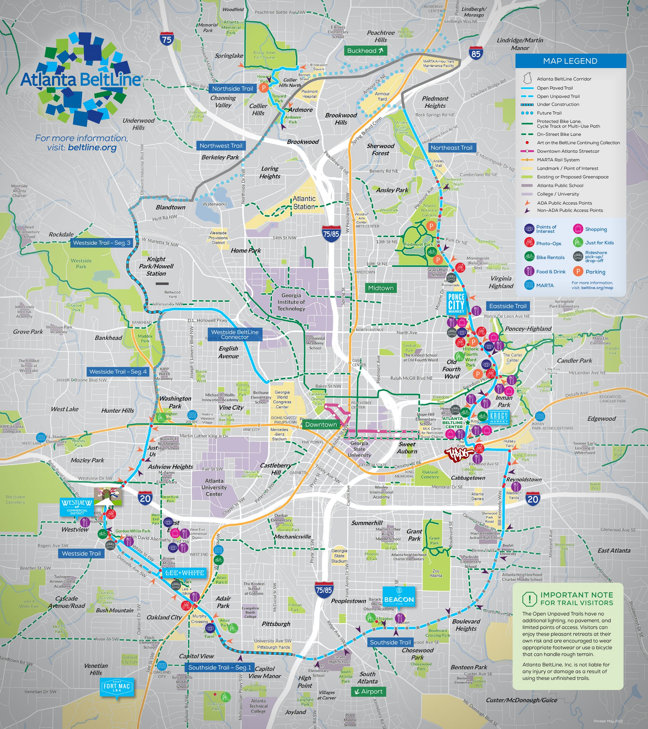 Project Map Image